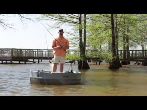 Ultraskiff Louisiana - Trailer