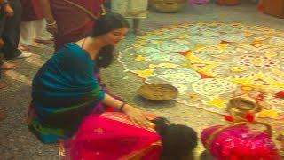 Aishwarya Rai SURPRISES in this deglam look