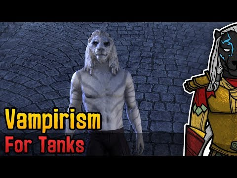 Why Should Tanks be Vampires?