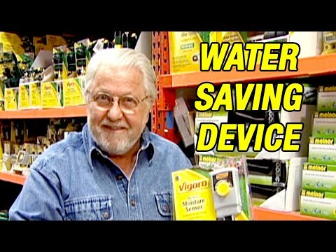 Watering Device Saves Time, Water & Money
