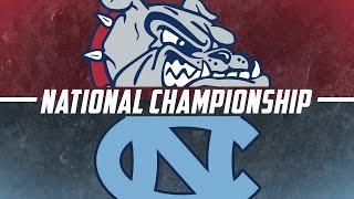 Gonzaga vs. North Carolina | National Championship Hype Video