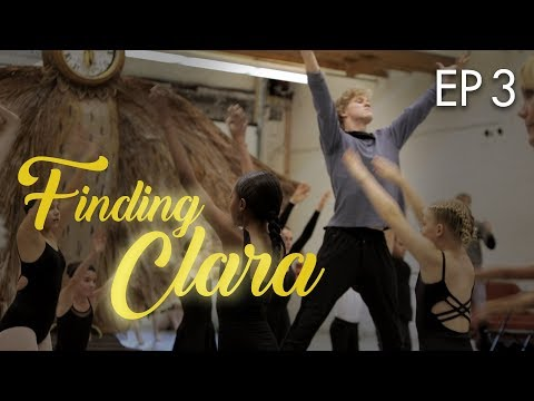 THE SHOW MUST GO ON - FINDING CLARA - EP 3 - NUTCRACKER 💗 JUSTICE