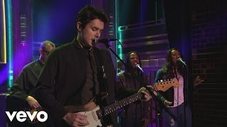 John Mayer - Love on the Weekend (Live from The Tonight Show Starring Jimmy Fallon)