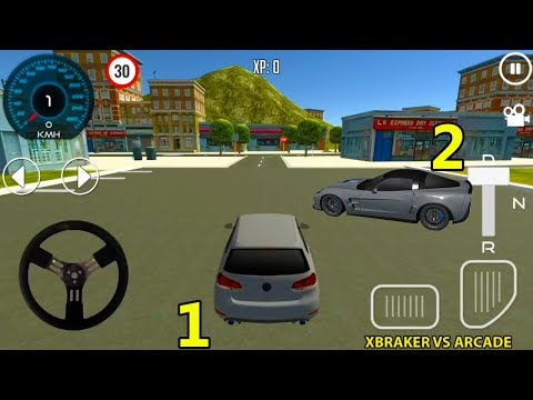 Car Driving School 3D First 2 Cars Unlocked Android Gameplay 2018 #29