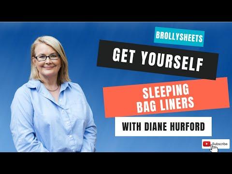 Brolly Sheets Sleeping bag liner