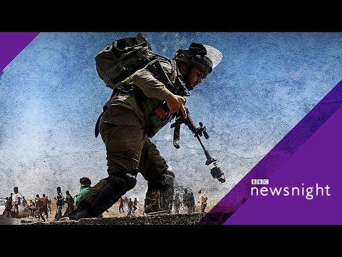 Gaza violence: the international response – BBC Newsnight