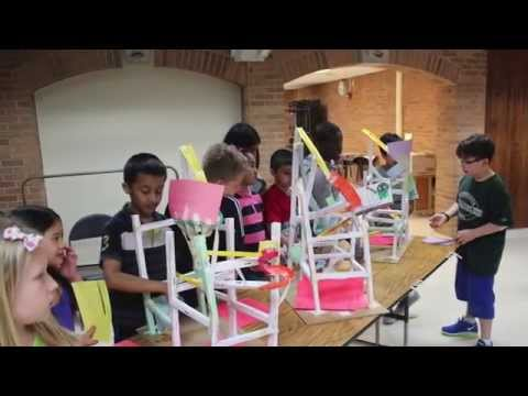 Rollercoaster STEM Project