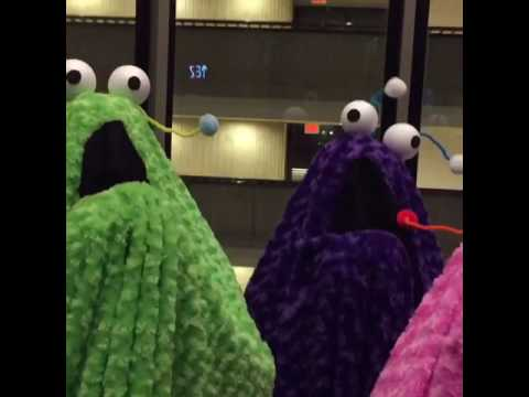 Yip Yip Elevator Ride by Seesclubhouse Dragoncon 2016
