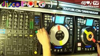 Disco polo music mix by DJ DawidWarsaw - May 2010 [ tenminmix ]