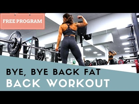 9 EXERCISES FOR WIDE AND THICK BACK | GYMSHARK NEW RELEASE TRY-ON | BACK WORKOUT