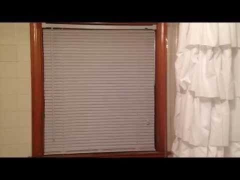 Prevent a Bathroom Shower Window From Rotting Out The Easy Way