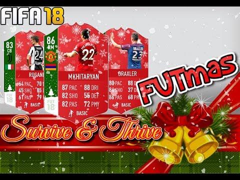 FIFA 18 FUTmas Survive & Thrive: Day 3