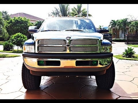 How to Customize Dodge Ram 1994-2002