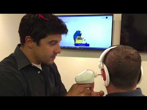 3D Ear Scanner | Otoscan | Thompson Hearing Services