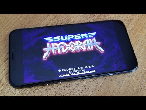 Super Hydorah App Review - Fliptroniks.com
