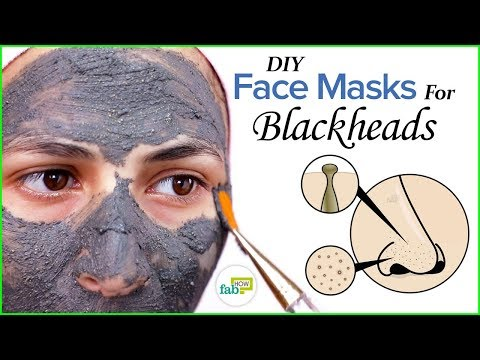 Blackheads Removal Mask - Top 3 Recipes with Instant Results