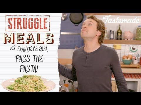 Pass the Pasta I Struggle Meals With Frankie Celenza