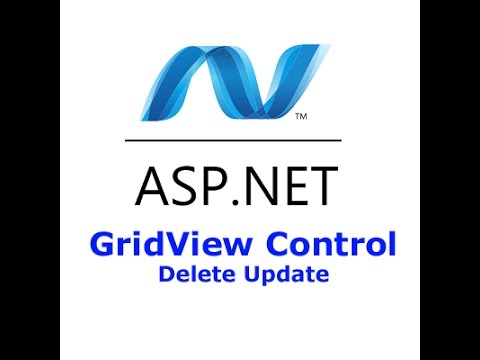 Asp.net Gridview Control Tutorial Enable Update and Delete Data