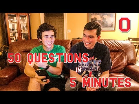 THE ULTIMATE Q&A! (College Life, Internships, Post-Graduation Plans)