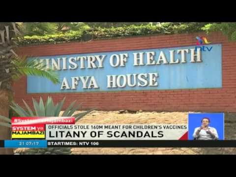 #SystemYaMajambazi: The state of corruption in Kenya