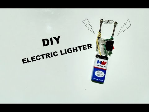 How to make an Electric Lighter