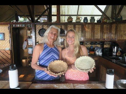 Gluten Free Coconut Oil Pie Crust Recipe