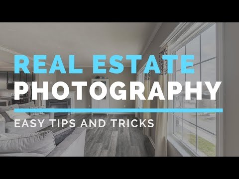 How to make REAL MONEY with REAL ESTATE PHOTOGRAPHY!