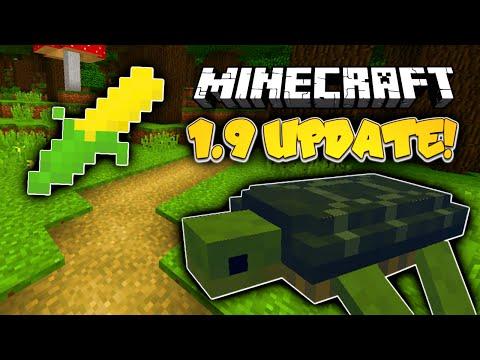 Minecraft 1.9 News   Roads, New Food, NEW  BOSS!?   Facts & Opinions! (Minecraft 1.9 Snapshot)