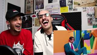 Primeiro React Gringo!!!!! Y2K, Bbno$ - Lalala | [React] Ft. @7Juliao7