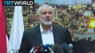 Future of Jerusalem: Hamas leader Ismail Haniya addresses Jerusalem