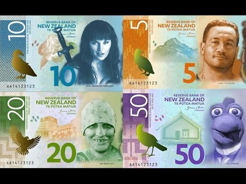 Some NZ Banknotes
