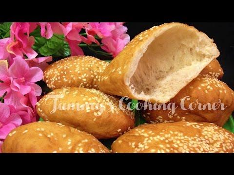 Banh Tieu - Hollow Donuts (Cach Lam Bánh Tiêu)