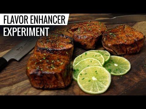 Sous Vide FLAVOR ENHANCER Experiment - Does it WORK?