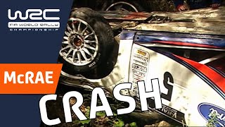 "WRC History ""Top 10 Spectacular Crashes"": #9 Colin McRae"