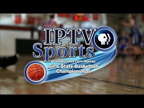 5A IGHSAU Iowa Farm Bureau Girls State Basketball Championships 2015