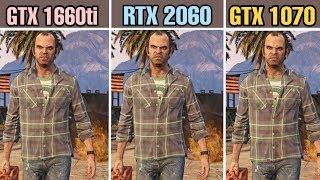 gtx 1070 vs gtx 1660 ti Videos - 9tube tv