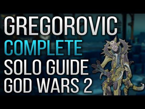 Gregorovic Solo Guide GWD2  - RuneScape NXT 2017