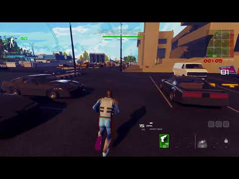 RADICAL HEIGHTS GAMEPLAY NEW BATTLE ROYAL GAME!