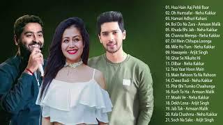 सर्वश्रेष्ठ अरमान मलिक, नेहा कक्कड़, अरिजीत सिंह गाने \\ नवीनतम बॉलीवुड रोमांटिक गाने 2019