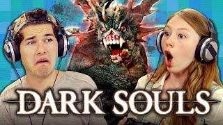 DARK SOULS (React: Gaming)