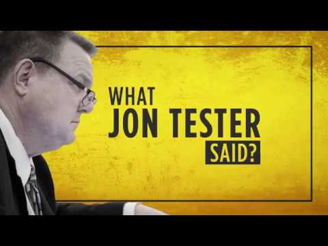 Tell Sen. Tester Repeal Obamacare - 15 Second
