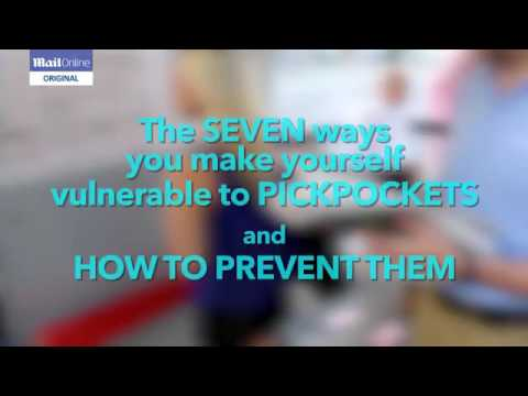Learn how pickpocket done...