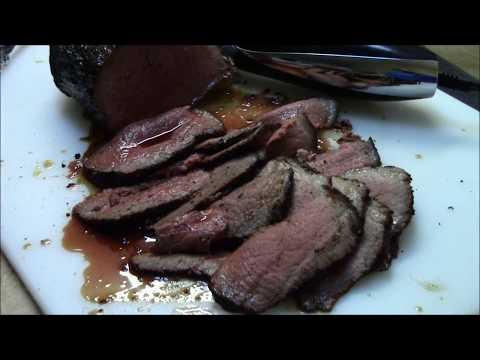 Smoked Roast Beef & Au Jus (Reverse Seared) Rec Tec Mini