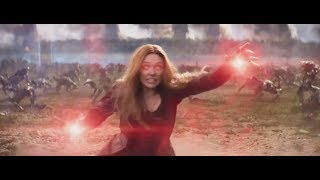Download Scarlet Witch - All Powers HD Video