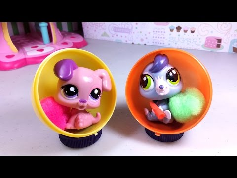 Easy Custom DIY LPS Doll Accessories: How to Make a Tiny Chair ♦ Dollhouse Furniture