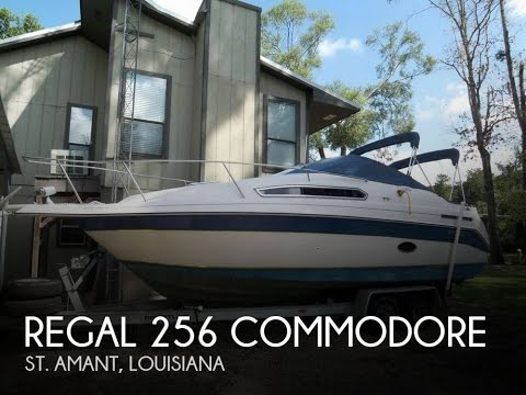 [SOLD] Used 1995 Regal 256 Commodore in St Amant, LA 70774, Louisiana