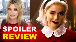 Download The Chilling Adventures of Sabrina SPOILER Review Video