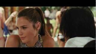 !! Gal Gadot In The Best Sence Of All Fast & Furious Movies