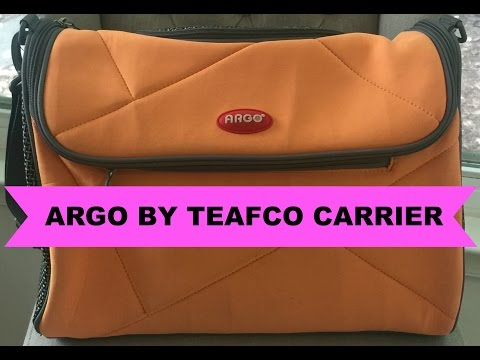 Argo by Teafco Pet Carrier