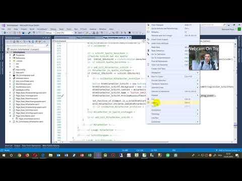 WPF Drag Drop Example in C#